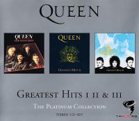 Queen - Greatest Hits I, II & III. The Platinum Collection