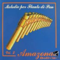 Amazonas - Melodie per Flauto di Pan. Vol.2