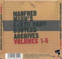 Manfred Mann's Earth Band - Bootleg Archives Volume 1-5