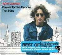 John Lennon - Power To The People. The Hits