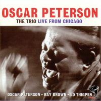 Oscar Peterson - The Trio Live From Chicago