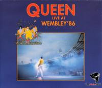 Queen - Live At Wembley'86