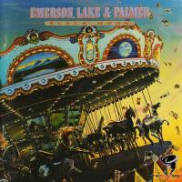 Emerson, Lake and Palmer - Black Moon