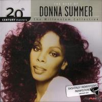 Donna Summer - The Best Of Donna Summer {20th Century Masters. The Millennium Collection}