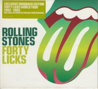 The Rolling Stones - Forty Licks [NL 724358497021, CDVDY 2964] (Hardback Edition)